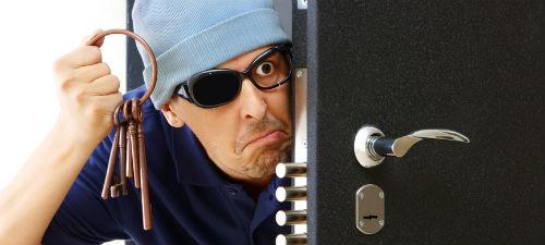 Защита дома от взлома и несанкционированного проникновения